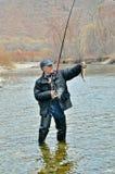 Fishing 13 Royalty Free Stock Image
