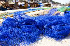 fishing net Royalty Free Stock Images