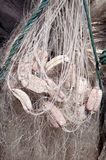 Fishing net. The photo of Fishing net royalty free stock photo