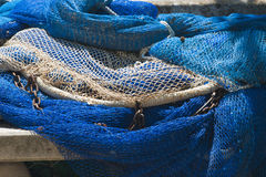 Fishing net Stock Photography
