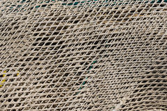 Fishing Net Background Stock Photos