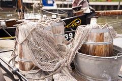 Fishing net Royalty Free Stock Photo