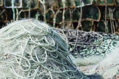 Fishing net Stock Photos