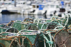 Fishing net Royalty Free Stock Photos