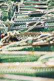 Fishing net Royalty Free Stock Photography