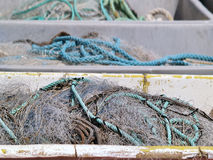 Fishing Net Detail Stock Images
