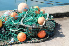 Fishing Net. Royalty Free Stock Image