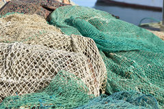 fishing net Stock Photo