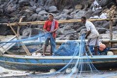 Fishing net royalty free stock image
