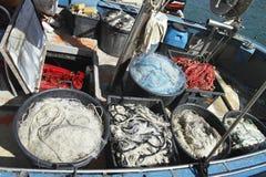 Fishing net Royalty Free Stock Photography