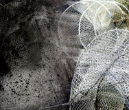 Fishing net, texture Stock Image