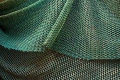 Fishing net texture. Stock Photos