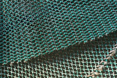 Fishing net texture. Stock Images