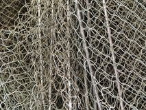 Fishing net texture Stock Photography
