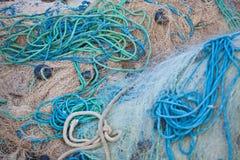 Fishing nets Royalty Free Stock Photography