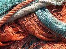 Free Fishing Nets Royalty Free Stock Image - 2402696