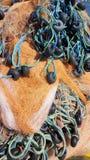 Fishing nets Stock Photography