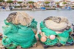 Fishing Nets Stock Image
