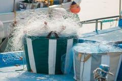 Fishing nets Stock Photos