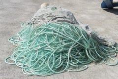 Fishing nets. Stock Image