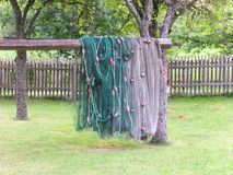 Fishing Nets IV royalty free stock images