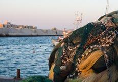 Fishing nets. Stock Photography