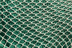 Fishing nets and tackle Stock Images