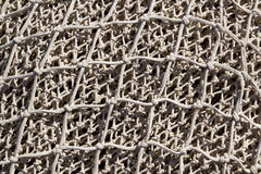 Fishing nets and tackle Stock Photography