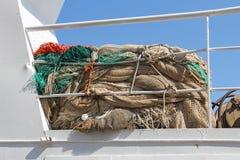 Fishing nets1 Stock Photo