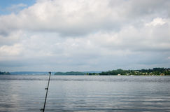 Free Fishing On The Tennessee River, Lake Guntersville, AL Royalty Free Stock Photo - 99082455