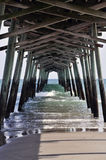 Fishing Pier Royalty Free Stock Photo