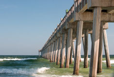 Free Fishing Pier Stock Photography - 3765732