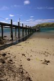 Fishing pier, Royalty Free Stock Image