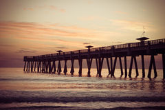 Fishing Pier Royalty Free Stock Image