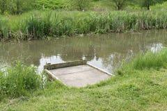 Fishing Platform. Stock Image