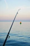 Fishing Pole Stock Image