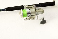 Fishing Pole Stock Images