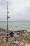 Fishing Pole Stock Photos