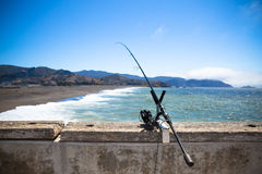 Fishing Pole Royalty Free Stock Image