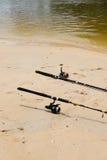 Fishing Pole Royalty Free Stock Photo