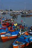 Fishing Port Royalty Free Stock Images