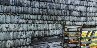 Fishing port in Iceland Stock Image
