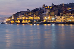 Fishing Port Of Oporto Royalty Free Stock Photography