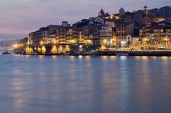 Fishing port of Oporto Royalty Free Stock Photography