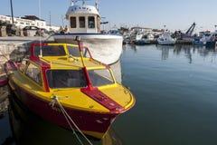Fishing port of Santa Pola Royalty Free Stock Image