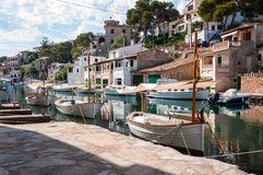 Fishing port Royalty Free Stock Photography