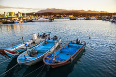 Fishing port Stock Photos