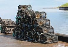 Free Fishing Pots Stock Photography - 16633672