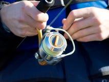 Free Fishing Reel Stock Image - 11971141
