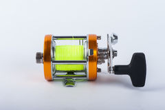 The fishing reel Royalty Free Stock Images